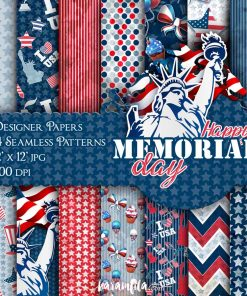 Memorial Day Patterns