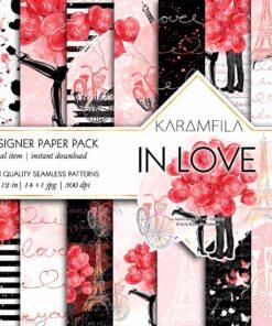 In Love Patterns