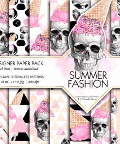 Summer Fashion Patterns