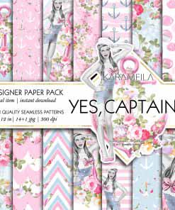 Yes, Captain! Patterns