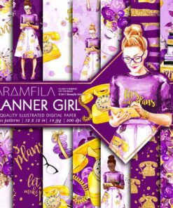 Planner Girl Patterns