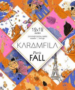 Paris Fall Patterns