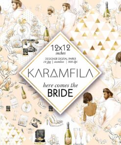 Here Comes the Bride Patterns