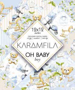 Oh Baby Boy | Patterns