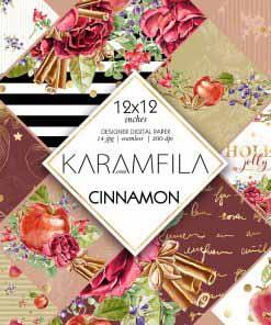 Cinnamon | Patterns