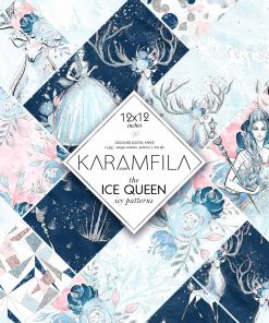 Ice Queen Patterns