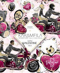 Rockin' Valentine Vol.1