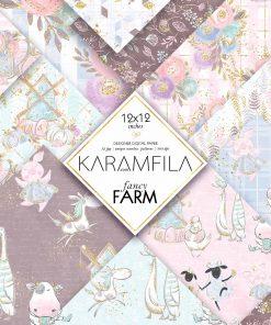 The Fancy Farm Patterns