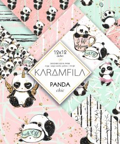 Panda Chic Patterns