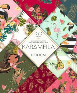Tropical | Patterns
