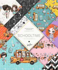 Schooltime | Patterns