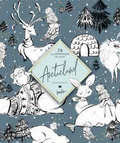 Arcticland Doodles