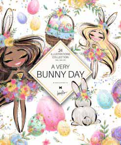 A Very Bunny Day