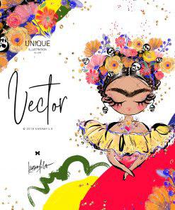 Frida | Vector
